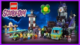Every Lego SCOOBY DOO Set! Complete Collection 🌟 Stop Motion Animation