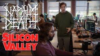 NAPALM DEATH on SILICON VALLEY!