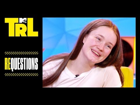Sigrid Answers All Your Fan Questions   Requestions   TRL