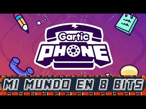 GARTIC PHONE - JUGANDO CON AMIGOS