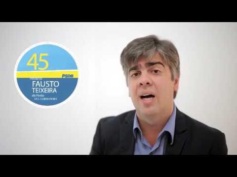 Entrevista Fausto Teixeira - Candidato a Prefeito 2016 Seropédica