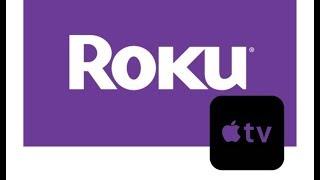 First Look: The New Apple TV App on Roku Players & Roku TVs