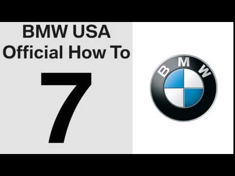 BMW 7 Series (2012-1015)