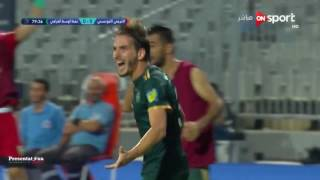 هدف نفط الوسط العراقي الملغي بداعي التسلل امام الترجي التونسي ...