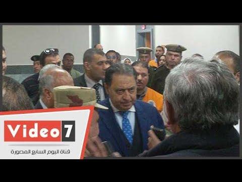 وزير الصحة يتفقد مستشفى بنى سويف العام قبل افتتاحه