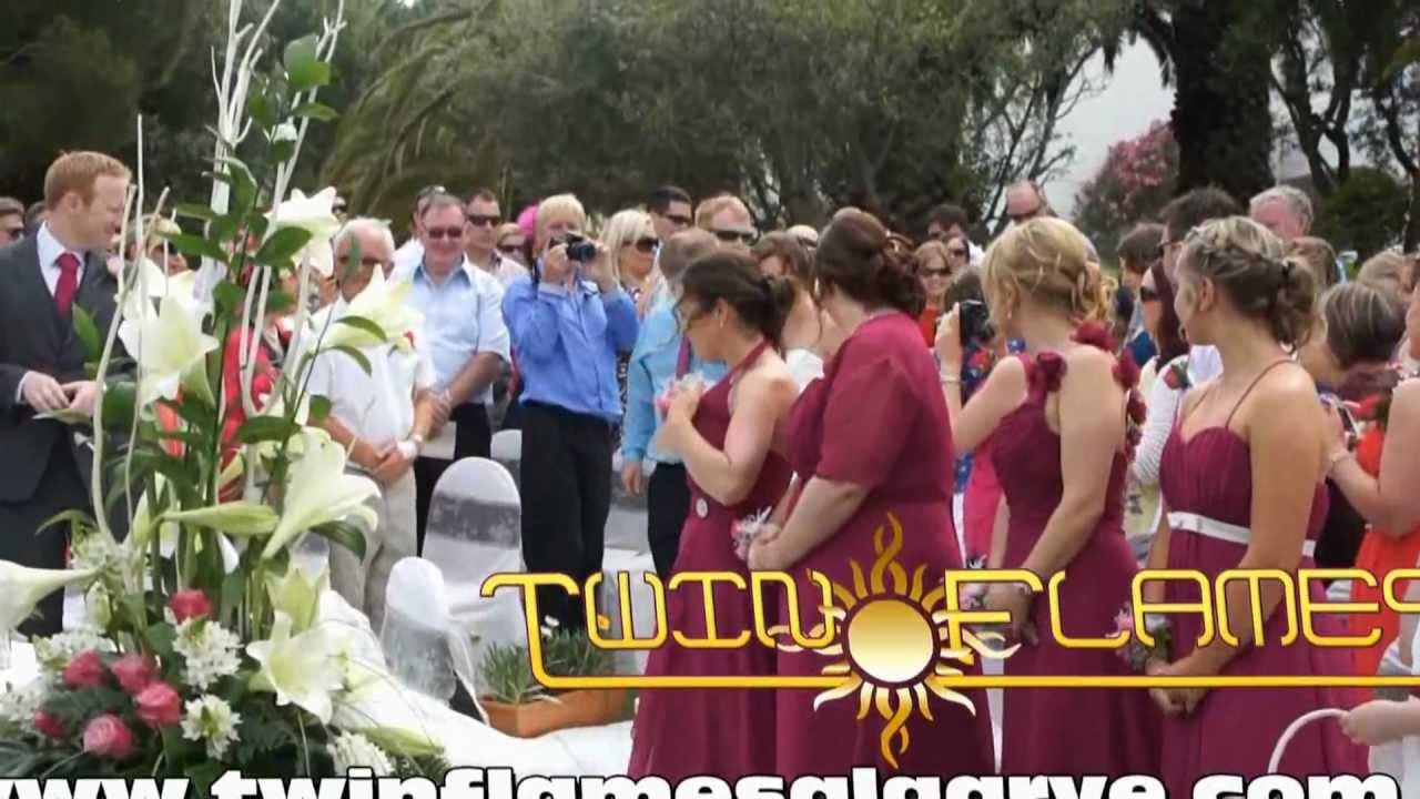 Twin Flames Algarve Wedding Band Ceremony Music Church
