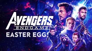 The Best Easter Eggs in AVENGERS: ENDGAME