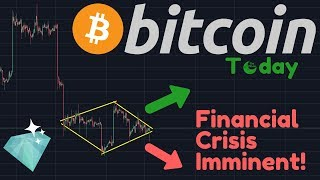 Bitcoin Diamond Breakout?   Binance Jersey   This Chart Says Financial Crisis Is Imminent!!