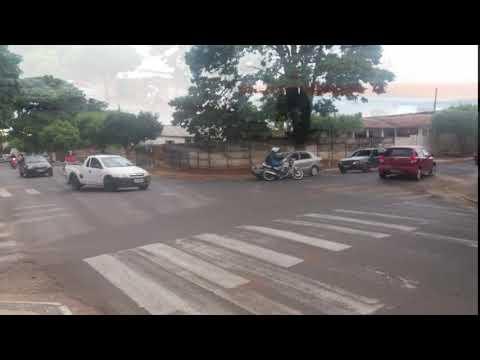 Nóbrega: acesso a bairros tem trânsito complicado
