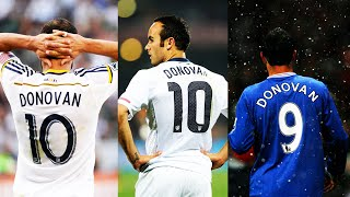 Landon Donovan | LA Galaxy / USA / Everton Legend