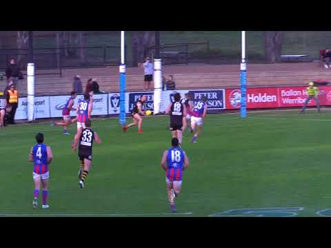 Round 10 highlights: Werribee vs Port Melbourne
