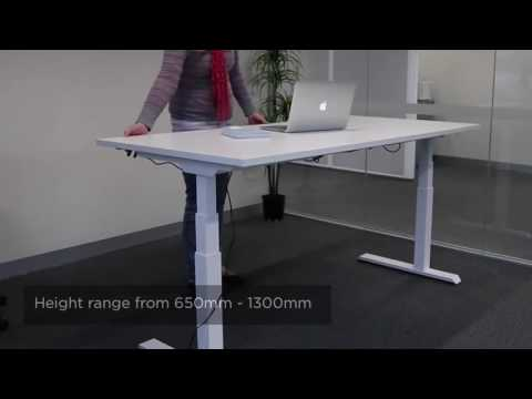 Height Adjustable desk by Topaz