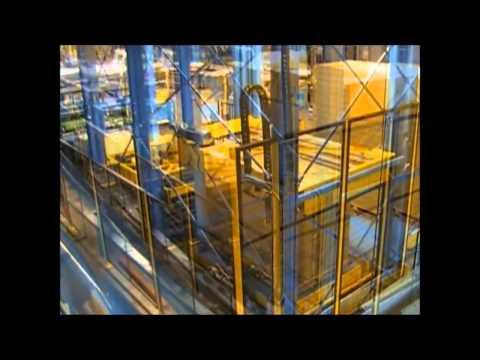 Bradbury Group Mineral Wool Slicing Equipment