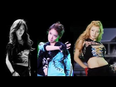 1080p [SNSD] Yoona, Yuri, Hyoyeon / Dance Battle - SMTOWN in Seoul (121001)