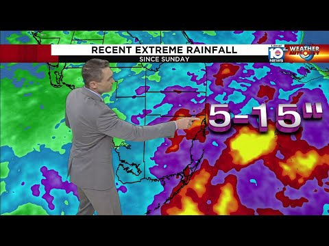 Tropical Storm Bertha continues to impact South Florida