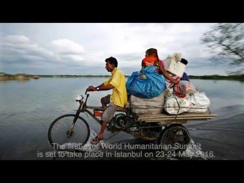 #AskUNDP with Izumi Nakamitsu - World Humanitarian Summit