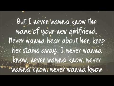 MØ - Never Wanna Know Lyrics