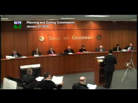 Planning & Zoning Commission, Jan. 22, 2109