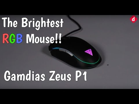 Gamdias Zeus P1 Gaming Mouse Review   Digitin
