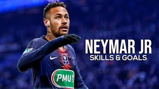 Neymar Jr 2019 ►The Dribbling Monster ● Crazy Skills & Goals | HD