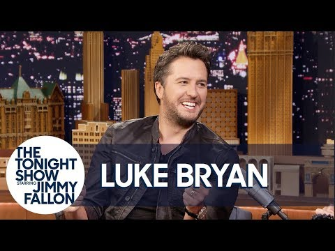Luke Bryan Reveals What Makes Him Country