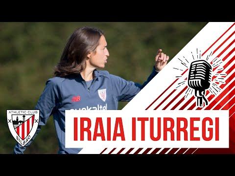 🎙️ Iraia Iturregi | pre Athletic Club – Villarreal CF | J7 Primera Iberdrola