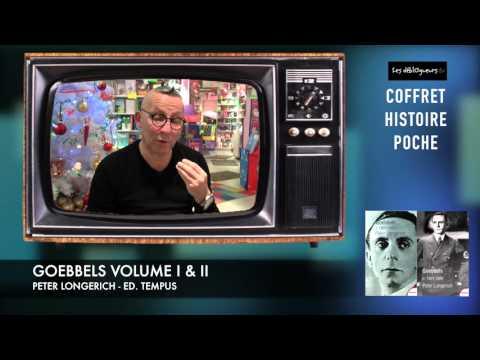 Vidéo de Joseph Goebbels