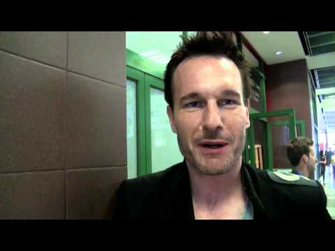 THE CALL'S MICHAEL EKLUND (On acting with Wrestlers (Season ...