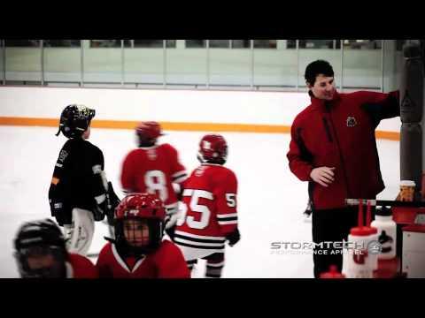 StormTech goes HockeyFilm