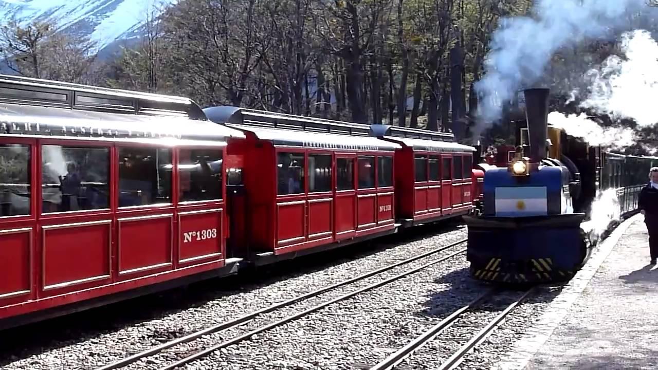 El Tren del Fin del Mundo (The End of the World Train ...