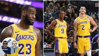 Will LeBron's Lakers play with pace and who will be in crunch-time lineup?   Jalen & Jacoby