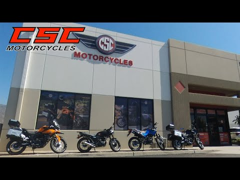 I Just Bought a CSC Motorcycle Part 1 What Happens Next?