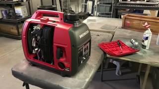 Honda eu2000i vs predator 2000 inverter generator - send2artem