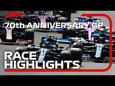 Gran Premio del 70º Aniversario: mejores momentos