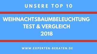 ᐅ Weihnachtsbaum Beleuchtung Vergleich & Test - Unsere 10 Top - 2018