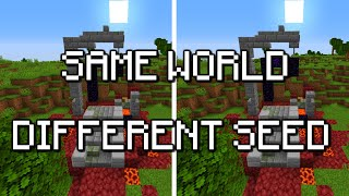 The Unsolved Mystery of Minecraft's Identical Worlds