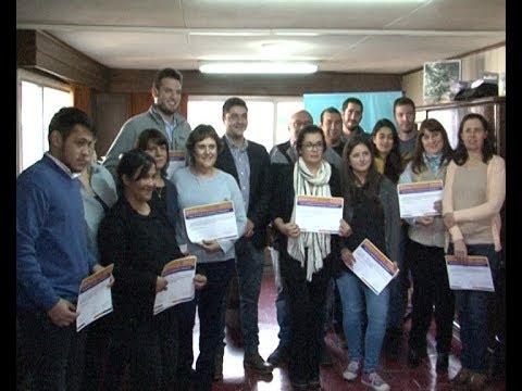 Agentes de la Secretaría de Estado de Ambiente recibieron diplomas en Primeros Auxilios y RCP