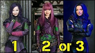 Descendants 3 Costume Battle