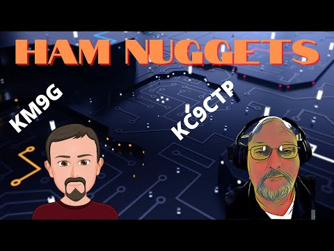 Ham Nuggets Live! w/Curt Terpstra, KC9CTP