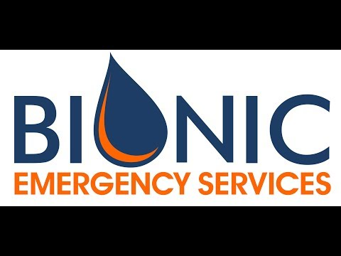 water damage specialists bionic emergency services