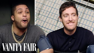 Thomas Middleditch and O'Shea Jackson Jr. Take a Lie Detector Test | Vanity Fair
