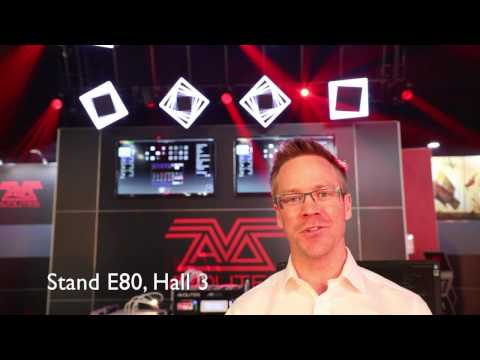 Hall 3.0 Stand E80 -  SBS at Prolight 2017 -