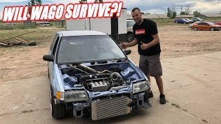 Let James Drive Wago Again... The Results May Surprise You!