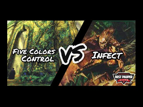 Five Colors Control x Infect