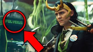 LOKI TRAILER BREAKDOWN! Easter Eggs, TVA & D.B. Cooper Explained!