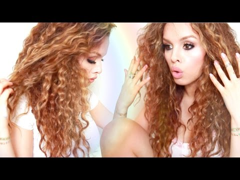 My GO-TO Curly Hair Routine for Spring 2015