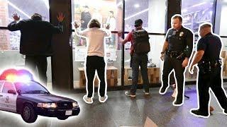 Cops Were Pissed!