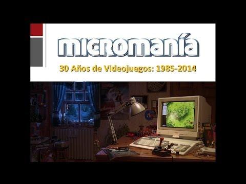 30 años de Micromanía. (1985-2014). RetroMadrid 2014