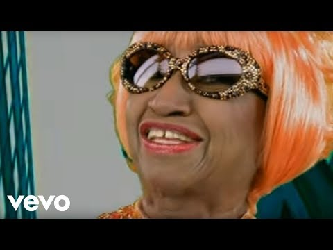 Celia Cruz - Rie Y Llora (Video)