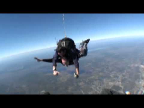 Skydiving from 18,000 Feet